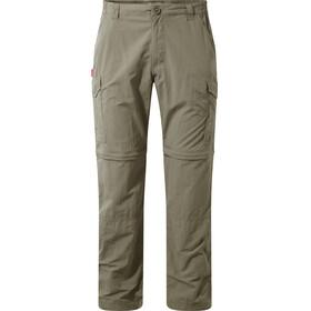 Craghoppers NosiLife Convertible lange broek Heren Long beige